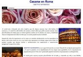 Casarse en Roma