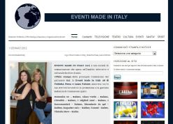 Eventi Made in Italy