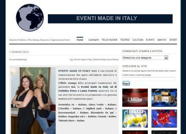Eventi Made in Italy