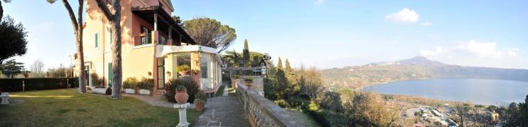 Panoramica Villa Elvira Vaselli